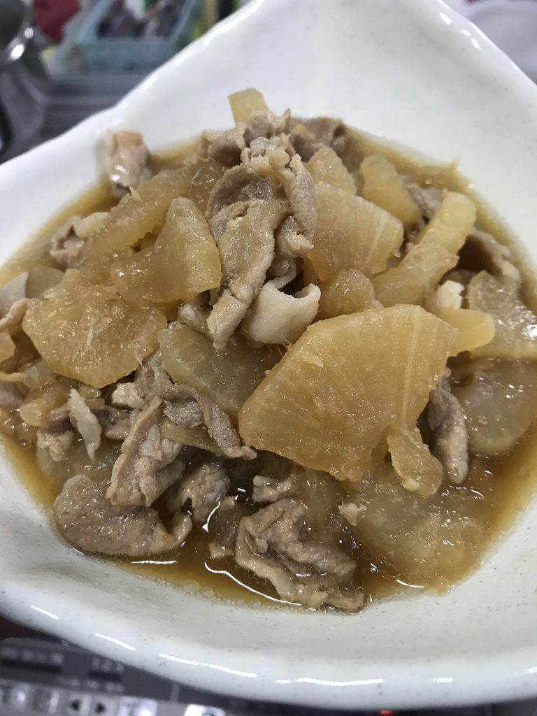 クックパッド人気レシピメチャうま!!豚肉&大根の炒め煮