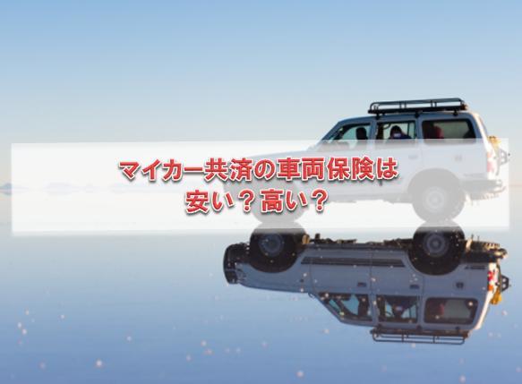 全労済 車両 保険