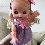 【リリィちゃんレビュー】可愛い?髪の毛は?写真満載で紹介|メルちゃんのおともだち人形